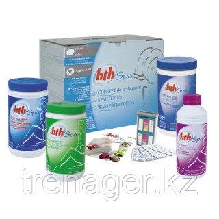 Hth для SPA-бассейнов Набор для обработки хлором 7,6 кг ( для SPA )