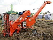Зернометатель самопередвижной ЗС-170