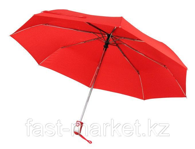 """Зонт - трость (21""""*14) красный"""