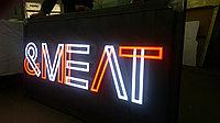 Объемные световые буквы из металла, фото 1