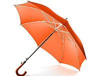 """Зонт - трость (23""""*14) оранжевый"""