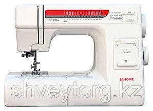 Электромеханическая швейная машина Janome HD 3800
