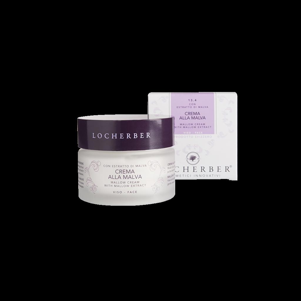 Питательный крем для сухой кожи лица с витаминами Е и С .Крем дневной «СУПЕР МАЛЬВА»