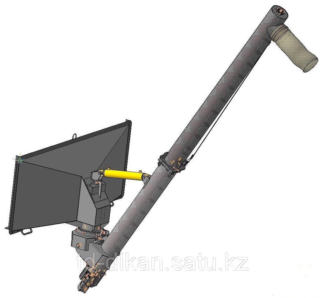 Автомобильный загрузчик посевных машин АЗПМ-30 (борт чернильница)