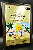 Наградной диплом (плакетка), фото 1