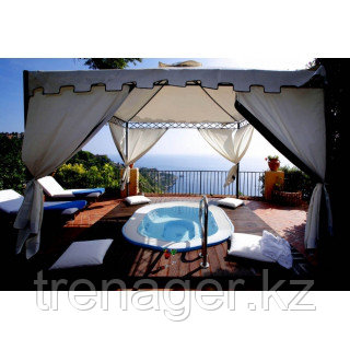 Гидромассажный спа бассейн Jacuzzi Sienna Professional