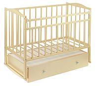 Кровать детская ВДК 04 (маятник, шкаф, фото 1