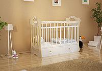 Кровать детская ВДК Belinda (маятник, ящик), фото 1