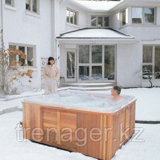 Спа бассейн Hydropool Self-Cleaning 495
