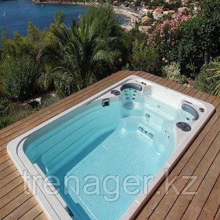 Плавательный спа бассейн Hydropool AquaSport 12 FX