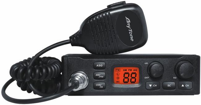 Радиостанция AnyTone AT-310M