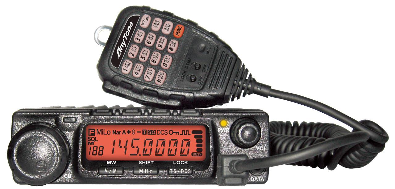Радиостанция AnyTone AT-588UV