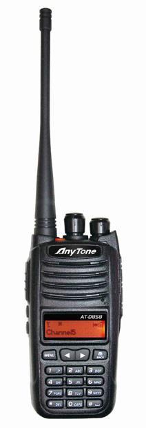 Радиостанция цифровая AnyTone AT-D858