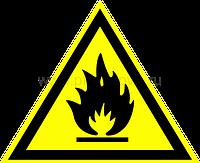 """Знак """"Пожароопасно"""""""