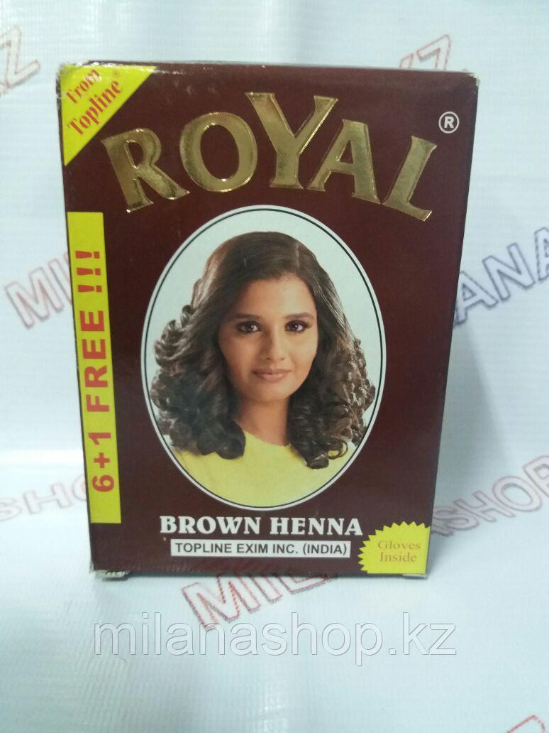 Хна Royal - Коричневая