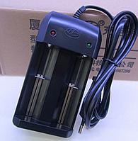 Зарядное устройство на 2 батареи 18650