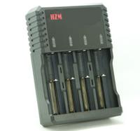 Зарядное устройство на 4 батареи 18650