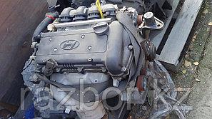 Двигатель Hyundai Accent 2011
