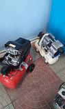 Воздушный бесшумный компрессор, безмасляный SGW 550/8л, фото 4