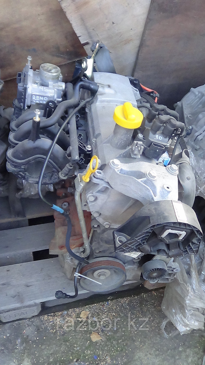 Двигатель Renault Sandero II 2015