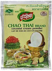 Сухое Кокосовое Молоко Chao Thai Coconut Cream Powder, 60 гр. Таиланд