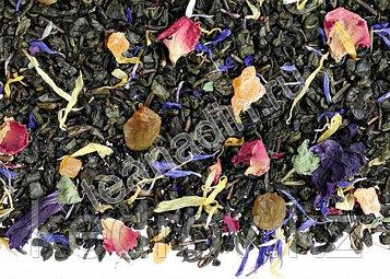 """Чай """"Весенний цветок"""" (зеленый ароматизированный), 1 кг"""
