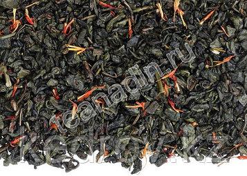 """Чай """"Зеленый со сливками """" (зеленый ароматизированный), 1 кг"""