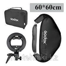 Софтбокс Godox SFUV6060 для накамерных вспышек