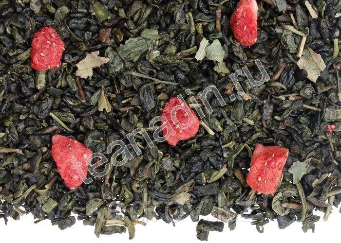 """Чай """"Изумрудная капля"""" (зеленый ароматизированный), 1 кг"""