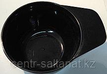 Чашечка для разведения краски черная