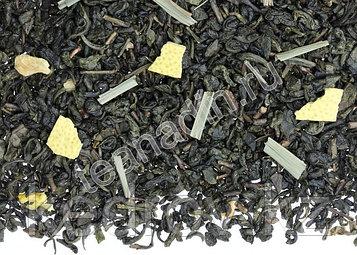 """Чай """"Китайский лимонник"""" (зеленый ароматизированный), 1 кг"""