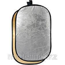 Отражатель Godox RFT-01 золото/серебро 100x150 см