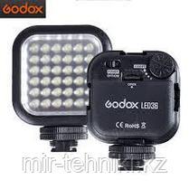 Накамерный свет светодиодный Godox LED 36