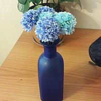 Ваза для цветов. Ультрамарин