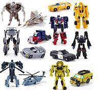 Супергерои, роботы, трансформе...