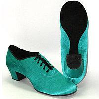 Туфли мужские для бальных танцев латино стин Dancemaster мод.410
