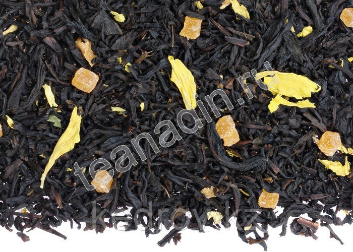 """Чай """"Английская карамель"""" (черный ароматизированный),1 кг"""