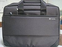 Конференц-сумка темно-серая