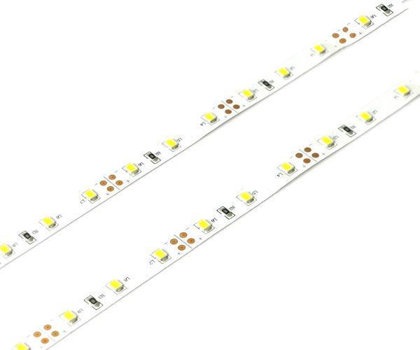 Светодиодная линейка не влагозащищенная 12V (15.3w) 2835 Цвет - Белый