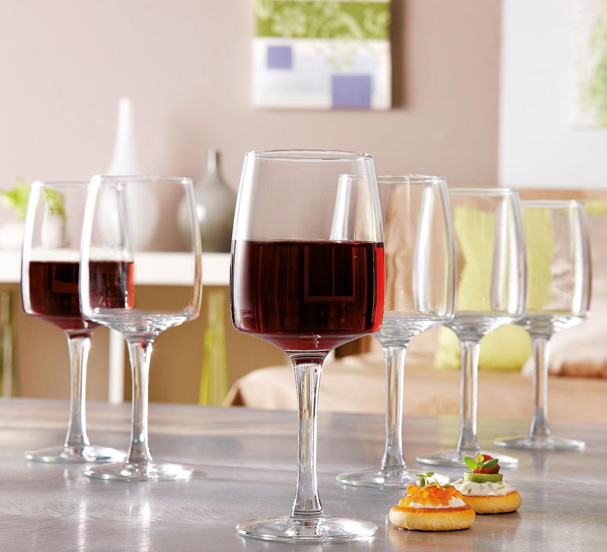 Набор фужеров для вина Luminarc Equip Home 240 мл. (6 штук)
