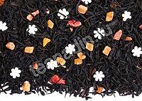 """Чай """"Марципановый"""" (черный ароматизированный), 1 кг, крупнолистовой с ароматом марципана"""