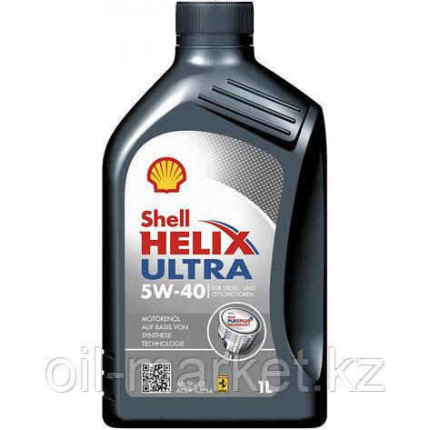 Моторное масло Shell HELIX ULTRA 5W-40 1л., фото 2