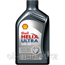 Моторное масло Shell HELIX ULTRA ECT 5W-30 1л.