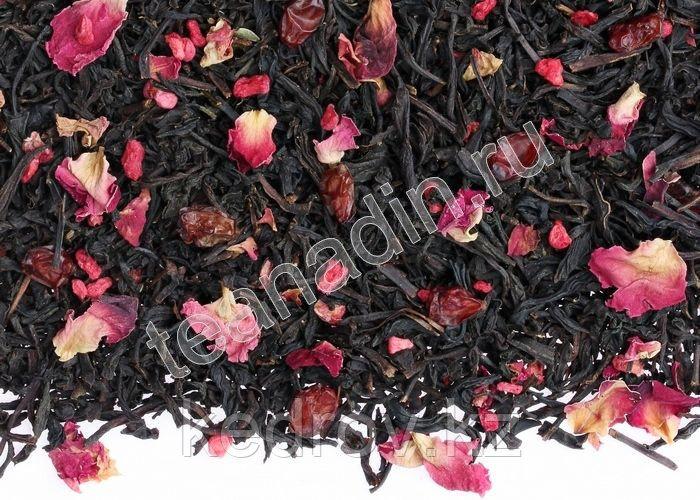 """Чай """"Сладкий барбарис"""" (черный ароматизированный), 1 кг"""
