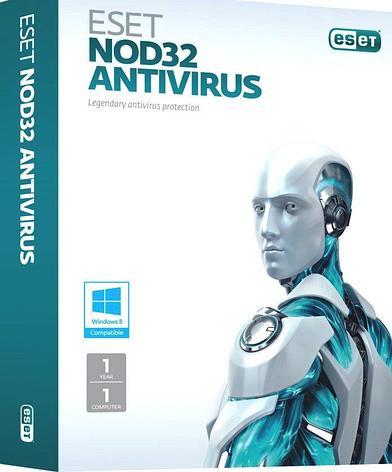ESET NOD32 Антивирус 1 ПК / 1 год, фото 2