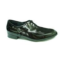 Туфли мужские для бальных танцев стандарт Dancemaster мод.2141