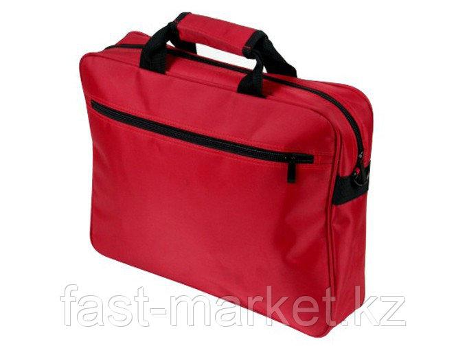 Конференц-сумка красная
