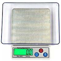Электронные кухонные весы со съёмной чашей MH-777
