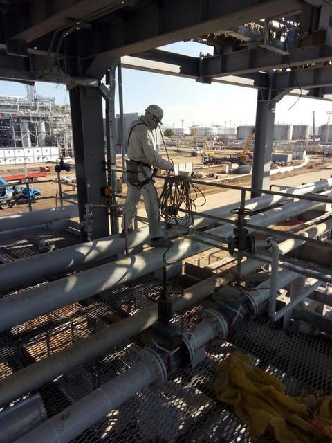 Павлодарский нефтехимический завод 27 000 м2 2017 год