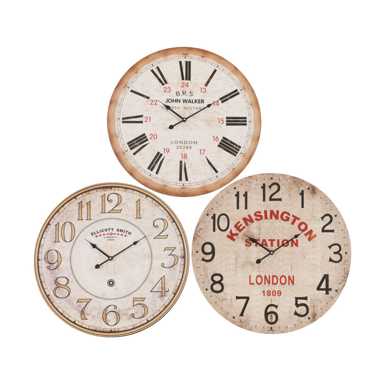 Настенные часы WARLA
